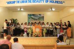 2015 Church of God Convention, Philippines