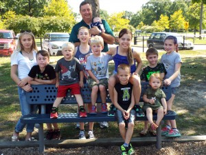 Our Sunday School picnic 2017
